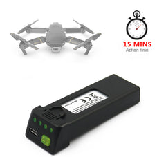 GD89 Mini Drone With Original Battery 3.7V 1200mAh Action Lipo Battery Rechargeable Spare Parts For RC Drones Battery For GD89