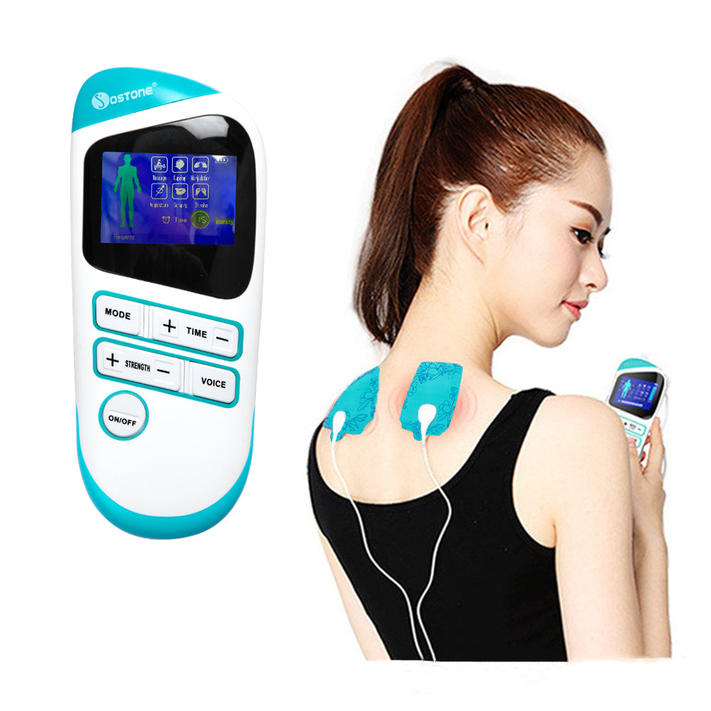 JUMPER Adjustable Massage Therapy Electric Therapy Massager Meridian Physiotherapy Massager Apparatus Massager