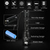 Image of LED Flashlight Ultra Bright Torch T6/L2//V6 5 Lighting Modes lanterna Zoom Powerful Bicycle Light Camping Light by 18650 Battery