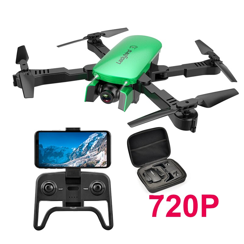 R8 RC Drone Wiht HD Camera 4K WiFi FPV RC Helicopter With Headless Mode High Hold Drone Profissional Quadrocopter Toys For Kid