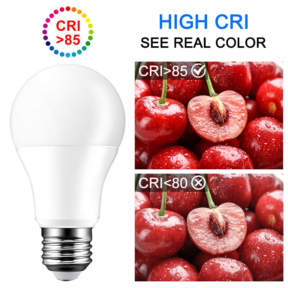Smart WiFi Light Led Bulb E27/E14/B22 Dimmable Lamp 15W App Vioce Control Work With Alexa Google Assistant LED Bulbs For Home