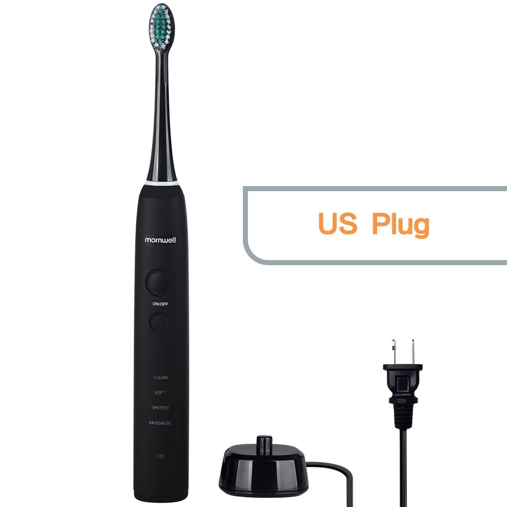 Sonic Electric Toothbrush Electric Toothbrush Rechargeable Ultimate Cleaning Whitening Advanced Safeguard Ultrasonic Tooth Brush