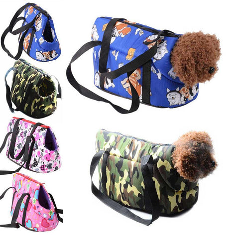 Thicken Breathable Pet Carrier Carrying Bag Dog Puppy Small Animal Travelling Outdoor Bag