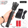 Image of XHP70.2 Most Powerful flashlight usb Zoom led torch xhp70 xhp50 18650 or 26650 battery Best Camping, Cycling