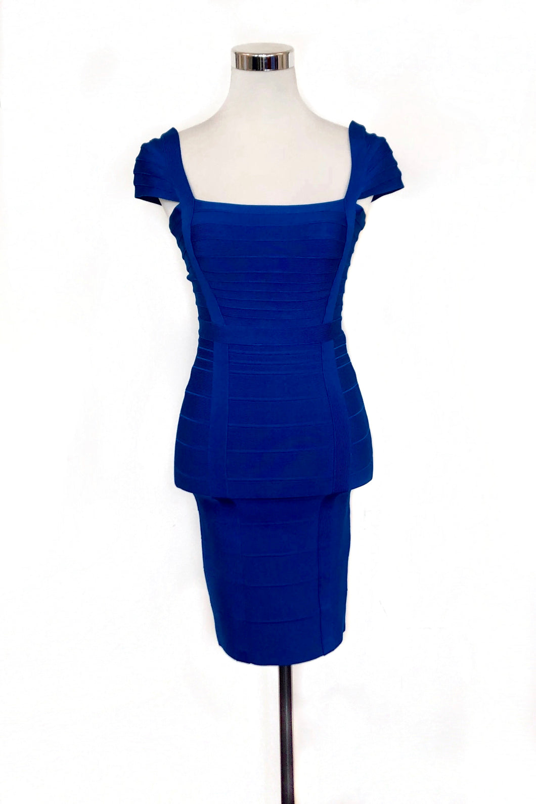 Herve Leger Icon Dress