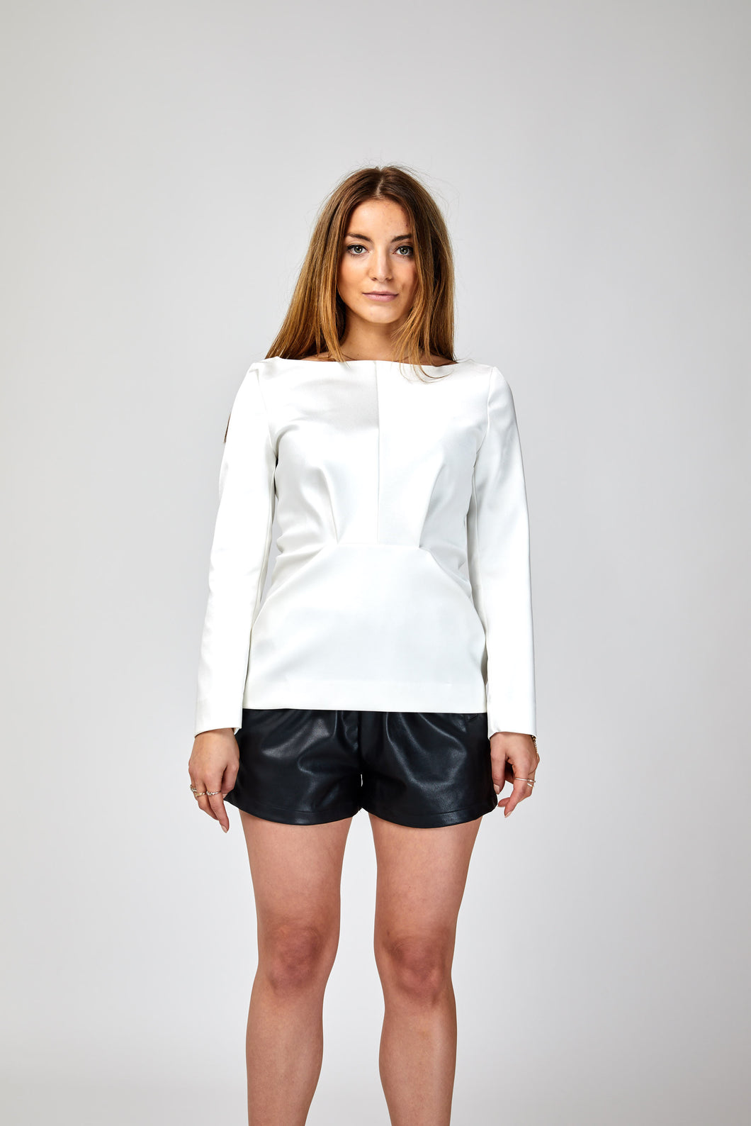COS Silk Blouse