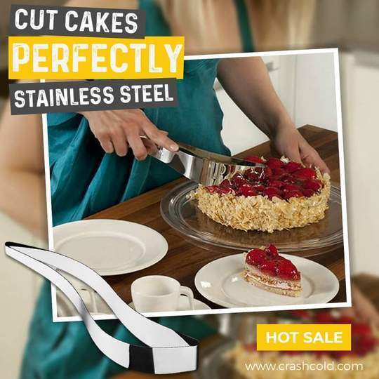 Kuchen Schneider Zange 2 in 1  (Hot Sale)
