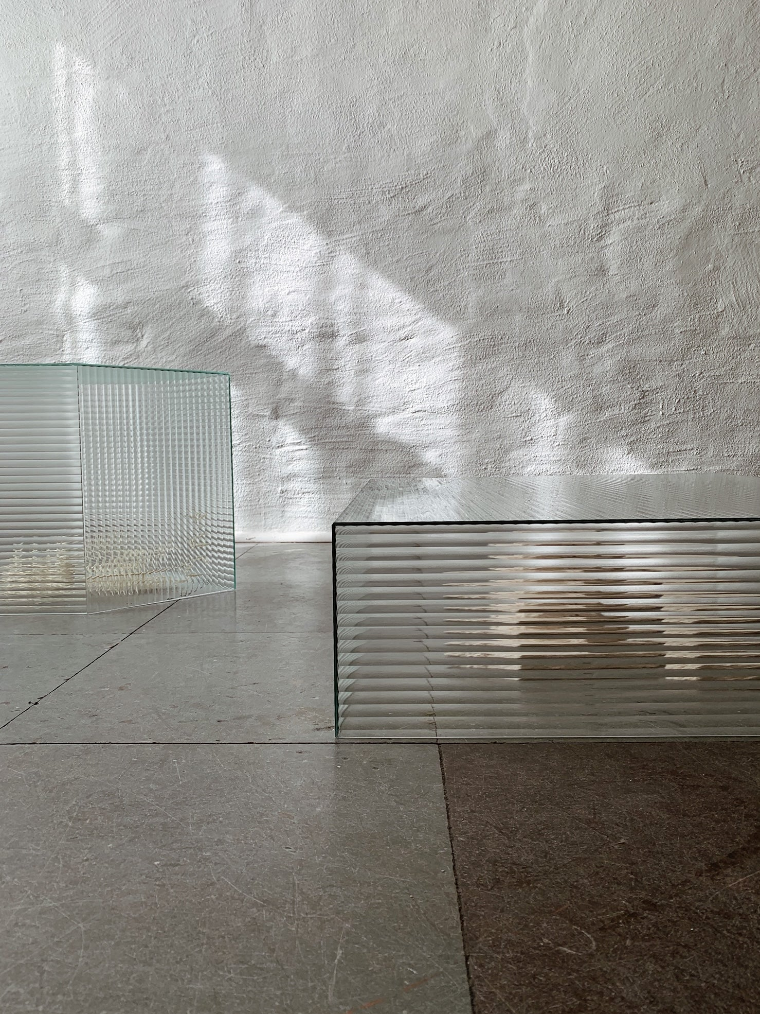 Staffan Holm, Rectangular Glass Table