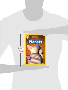 Planets National Geographic Kids (Level 2)