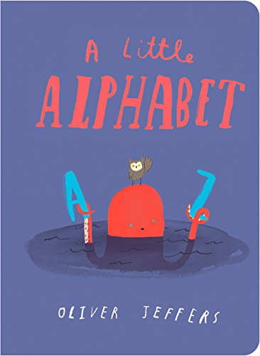 A Little Alphabet (Oliver Jeffers)