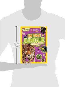 In the jungle Sticker Activity Book : National Geographic Kids
