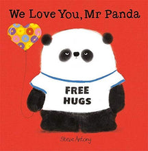 Load image into Gallery viewer, We Love You, Mr Panda (Paperback)
