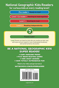 Roar! National Geographic Kids (Level 3)