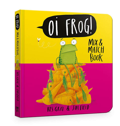Oi Frog! Mix & Match Book