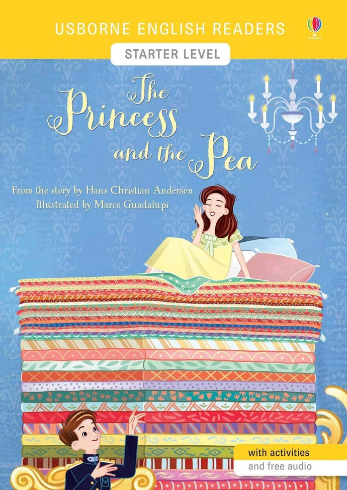 The Princess and the Pea: Starter Level