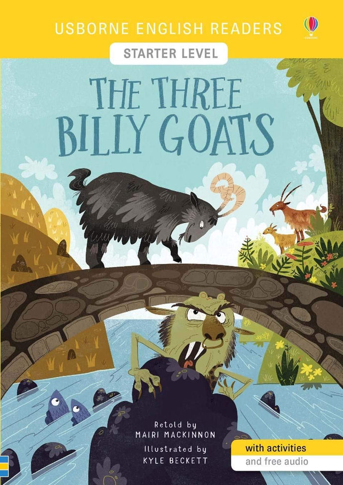 The Three Billy Goats: Starter Level