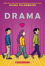 Load image into Gallery viewer, Drama: Raina Telgemeier