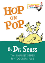 Load image into Gallery viewer, Hop on Pop By Dr Seuss