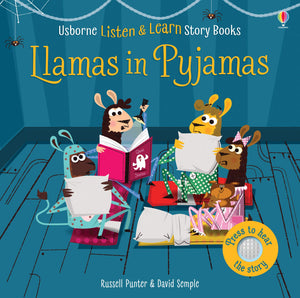 Llamas in Pyjamas (Listen and Learn Stories)