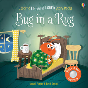Bug in a Rug (Listen and Learn Stories)