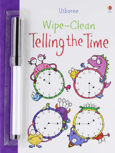 Starting school wipe clean activity pack
