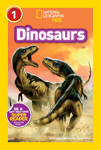 Load image into Gallery viewer, Dinosaurs National Geographic Kids (Level 1)
