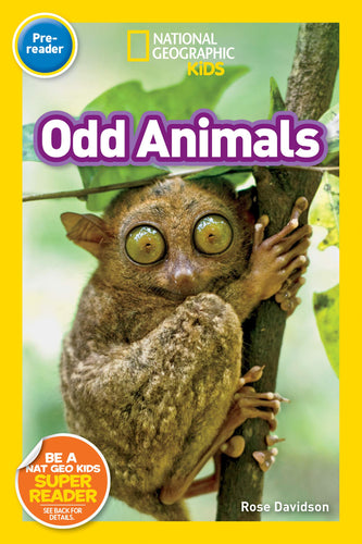 Odd Animals. National Geographic Kids (Pre Reader)