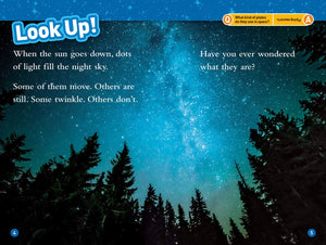Night Sky National Geographic Kids (Level 2)