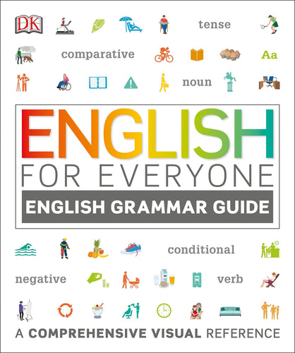 English Grammar Guide: A Comprehensive Visual Reference