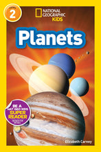Load image into Gallery viewer, Planets National Geographic Kids (Level 2)