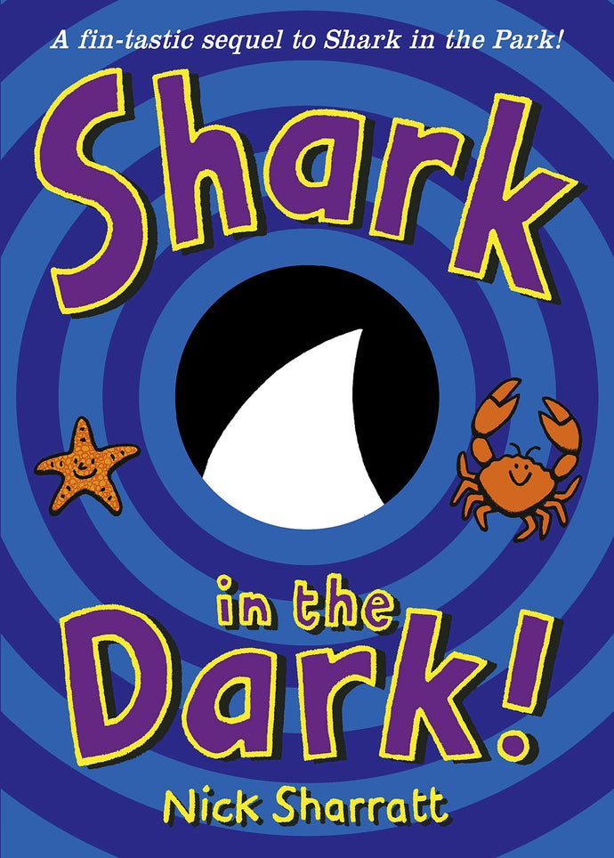 Shark In The Dark (Nick Sharratt)