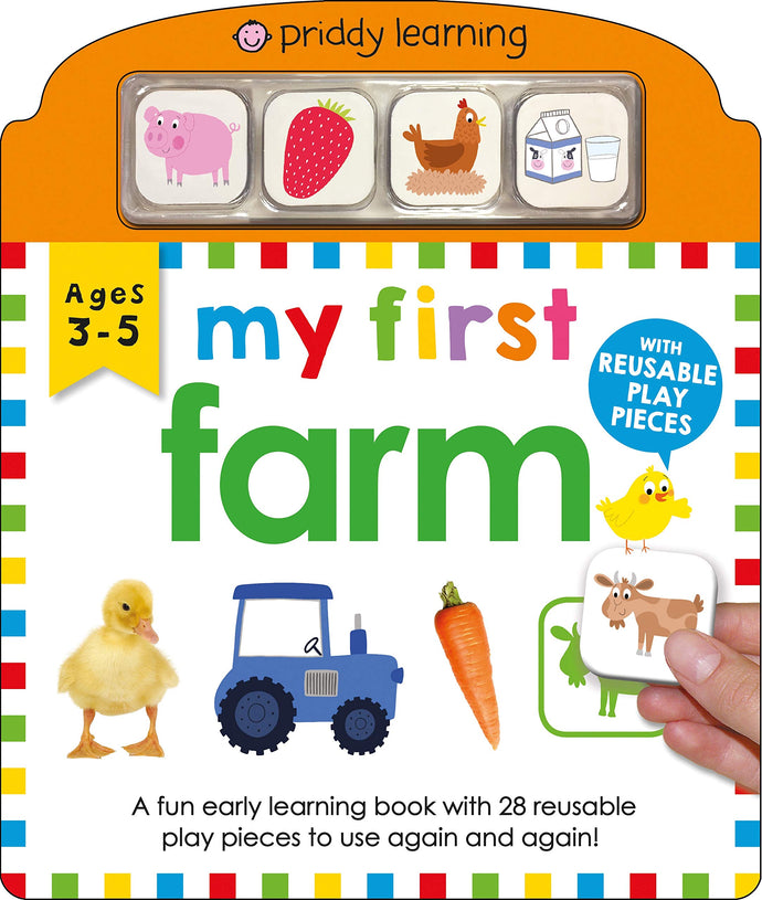 My First Play & Learn Farm (My First Play and Learn)