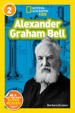 Load image into Gallery viewer, Alexander Graham Bell National Geographic Kids (Level 2)