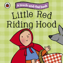 Load image into Gallery viewer, Little Red Riding Hood: Ladybird Touch and Feel Fairy Tales