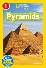 Load image into Gallery viewer, Pyramids National Geographic Kids (Level 1)