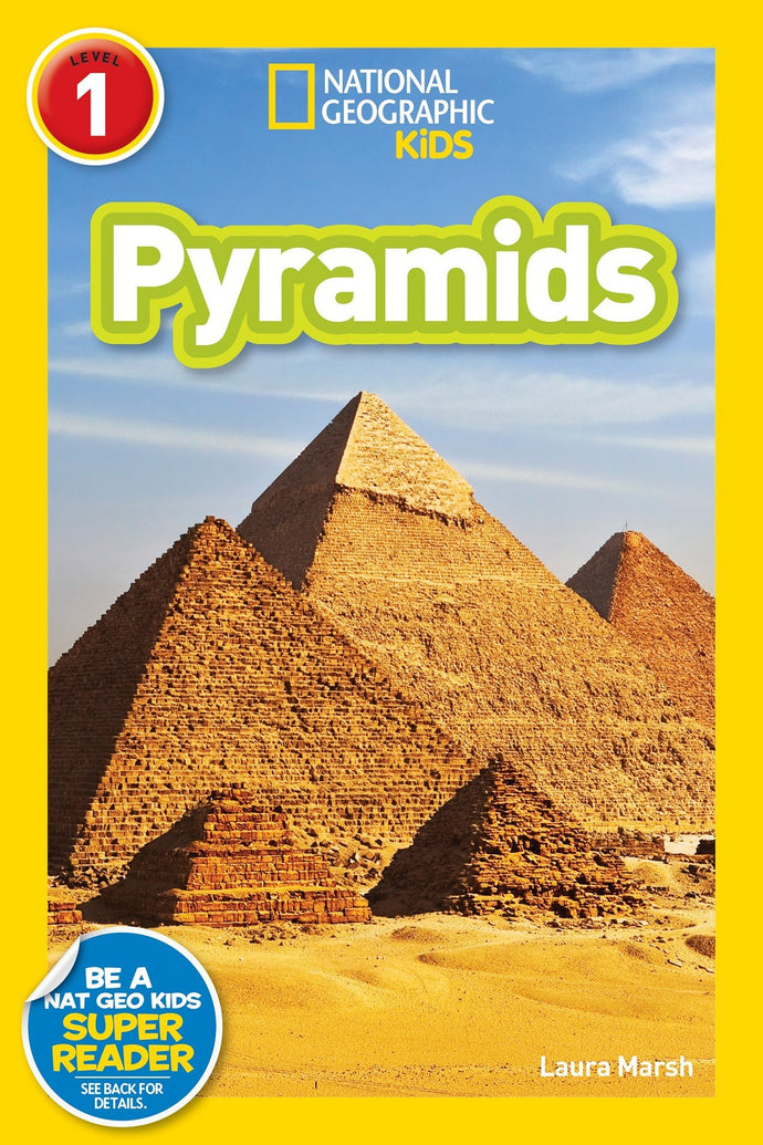 Pyramids National Geographic Kids (Level 1)