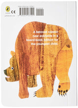 Load image into Gallery viewer, Brown bear, brown bear, what do you see? (small board book)