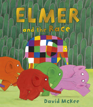 Load image into Gallery viewer, Elmer and the Race