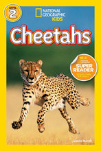 Load image into Gallery viewer, Cheetahs National Geographic Kids (Level 2)