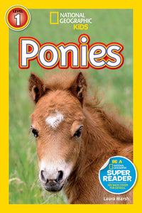 Ponies National Geographic Kids (Level 1)