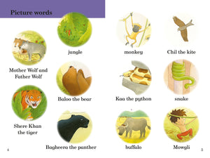 The Jungle Book – Ladybird Readers Level 3