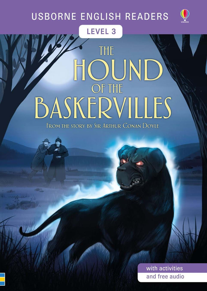 The Hound of the Baskervilles: Level 3 (English Reader)
