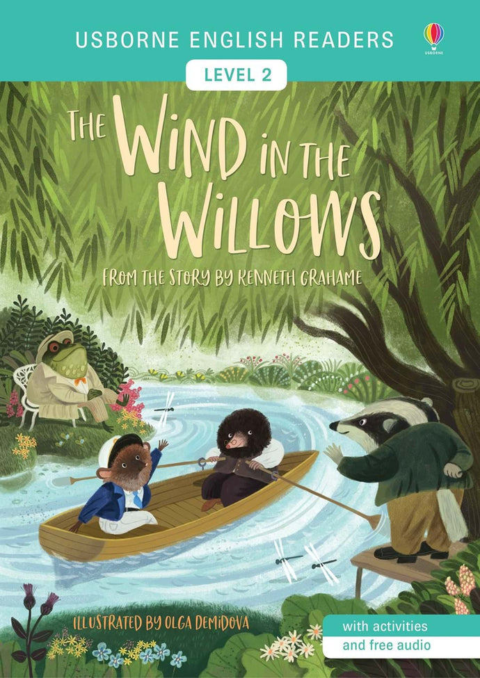 The Wind in the Willows: Level 2 (English Reader)