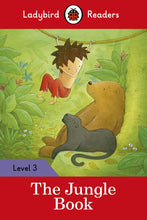 Load image into Gallery viewer, The Jungle Book – Ladybird Readers Level 3