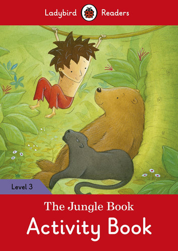 The Jungle Book Activity Book – Ladybird Readers Level 3