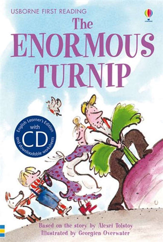 The Enormous Turnip English Learners Edition