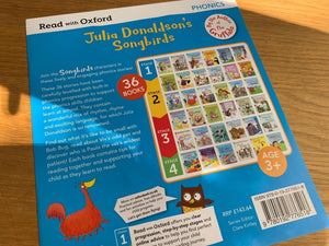 Copy of JULIA DONALDSON: SONGBIRDS PACK