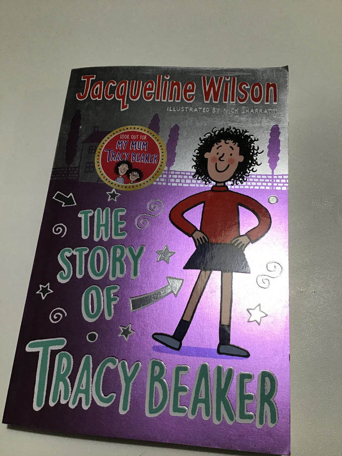 Jacqueline Wilson - the story of Tracey Beaker