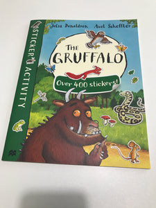 The Gruffalo Over 400 Stickers