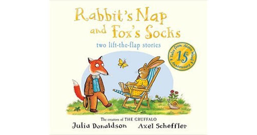 Rabbit's Nap and Fox's Socks